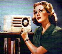 1950s-radio